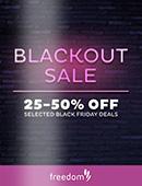 Blackout-Sale