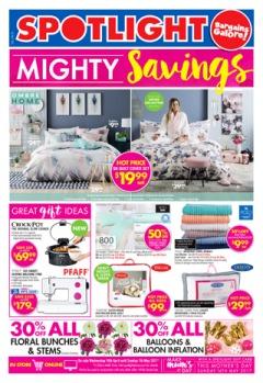 Mighty Savings