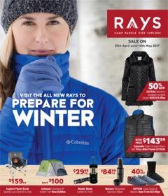 Prepare For Winter