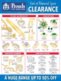 End of Financial Year Clearance