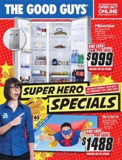 Super Hero Specials