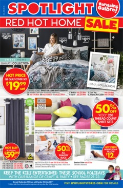 Red Hot Home Sale