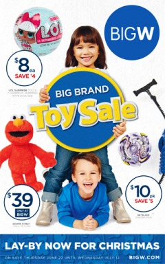 Big Brand Toy Sale