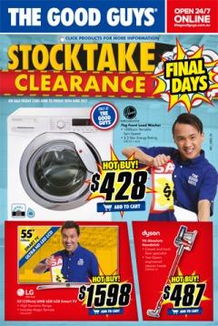 Stocktake Clearance Final Days