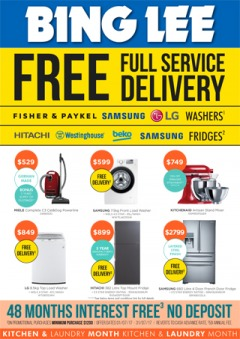 FREE Full Service Delivery