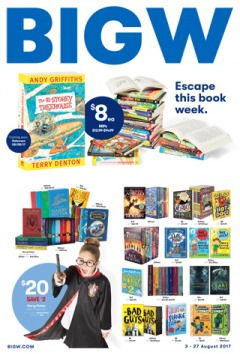 Escape this Book Week