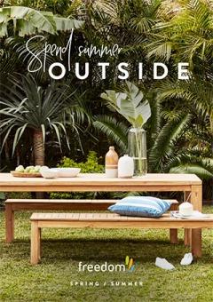 Spend Summer Outside