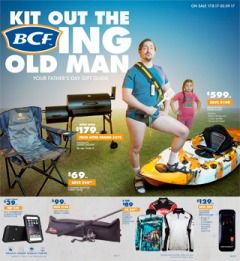 Kit Out the BCFing Old Man
