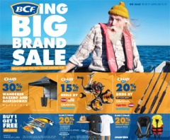 BCFing Big Brand Sale