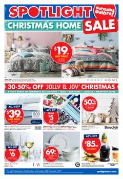 Christmas Home Sale