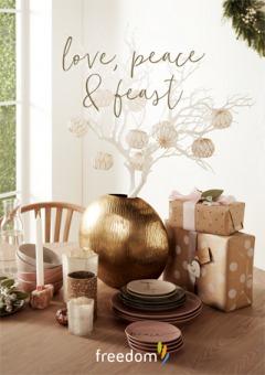 Love, Peace & Feast