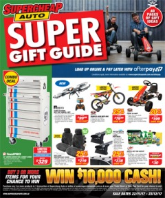 Super Gift Guide