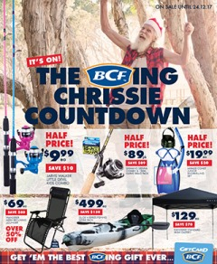 The BCFing Chrissie Countdown