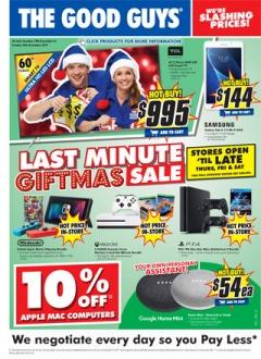 Last Minute Giftmas Sale