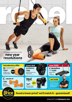 Fitness Solutions for New Year Resolutions