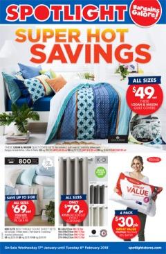 Super Hot Savings