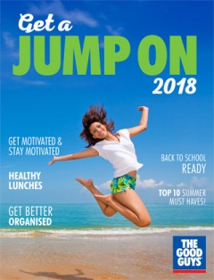 Get a Jump on 2018