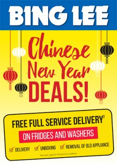 Chinese New Year Deals!