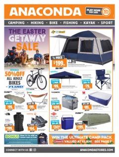 The Easter Getaway Sale