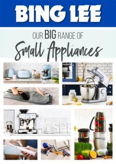 Small Appliances & Floorcare