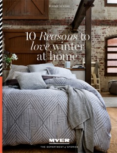 10 Reasons to Love Winter at Home