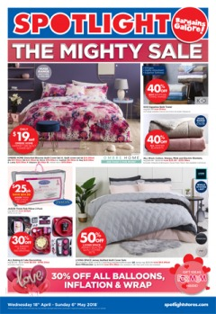 The Mighty Sale