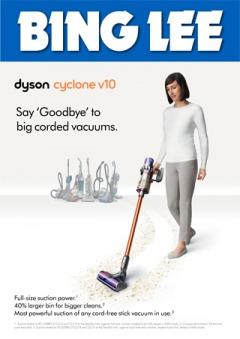 Dyson V10 Launch