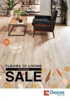 Floors For Living Sale