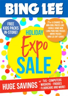 Holiday Expo Sale
