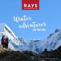 Winter Adventures Are Waiting!