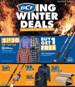 BCFing Winter Deals