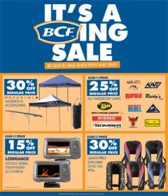 It's a BCFing Sale