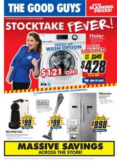 Stocktake Fever!