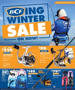 BCFing Winter Sale North