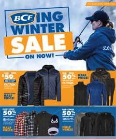 BCFing Winter Sale South