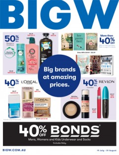 Big Brands At Amazing Prices