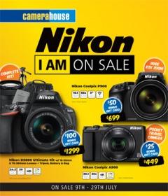 Nikon I Am On Sale