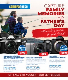 Capture Family Memories This Father's Day
