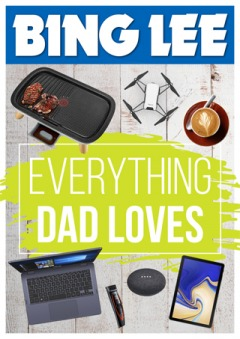 Everthing Dad Loves
