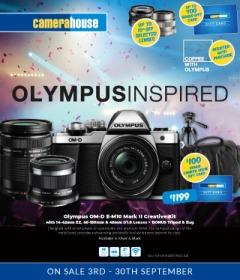 Olympus Inspired