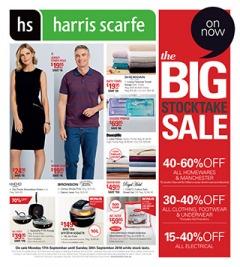 The Big Stocktake Sale
