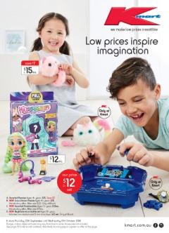 Low Prices Inspire Imagination