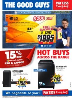 Hot Buys Across The Range