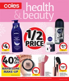 Health & Beauty NSW METRO