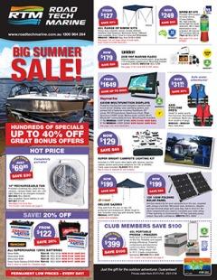 Big Summer Sale!