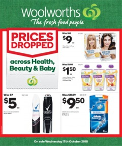 Woolworths Health, Beauty & Baby