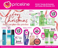 There's No Place Like Priceline For Christmas