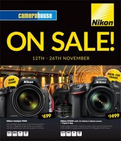 Nikon On Sale!