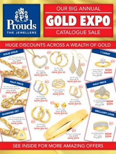 Our Big Annual Gold Expo