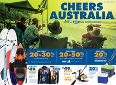 Cheers Australia